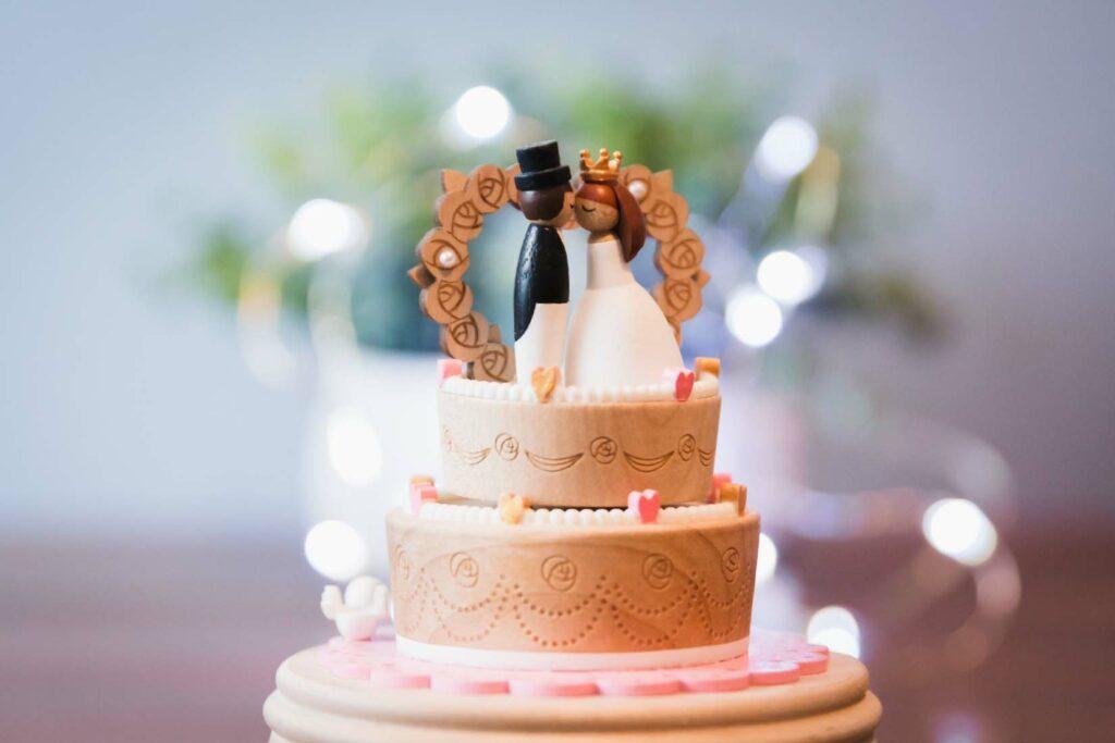 Hochzeitsmusik Kuchen